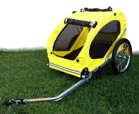 New MTN Heavy Duty Pet Cat Dog Bike Bicycle Trailer Stroller Carrier