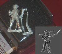 Hell Dorado HD7014 Westerners Aiden Saint James (1) Miniature Sergeant Warrior