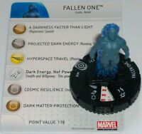 FALLEN ONE #030 Galactic Guardians Marvel Heroclix Rare