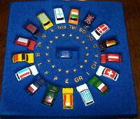 MINI EURO SET Mini Cooper Europa Sonderserie IMU Euromodell OVP N 1:160  å U'D3