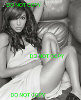 EVA LONGORIA - 8x10 Photo - STUNNING B&W