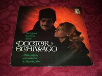 "DOCTOR SCHIWAGO (LP) -  "" THE ORIGINAL SOUNDTRACK ALBUM """