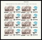 ESPAÑA MINIHOJA 1983 Nº2 2719 DIA DEL SELLO