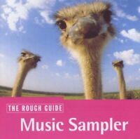 Various Artists : The Rough Guide Music Sampler CD