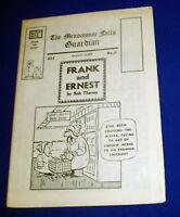 Menomonee Falls Guardian 61 (1974). Reprinted newspaper  strips.