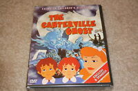 The Canterville Ghost (Animated) (DVD, 2003) *Brand New