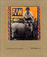 LINDA MCCARTNEY/PAUL MCCARTNEY - RAM [4CD/1DVD DELUXE BOOK BOX SET] NEW CD