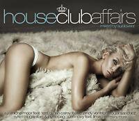 CD House Club Affaires d'Artistes divers 2CDs