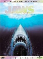 Jaws (DVD, 2000, Anniversary Collector's Edition; Dolby 5.1 Surround)