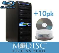 ProDuplicator 7 Burner M-Disc Support Blu-ray DVD Duplicator+10pk Mdisc+USB+HDD
