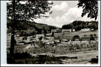 1961 GRAS ELLENBACH Odenwald Heinrich Glücklich Haus AK alte Postkarte