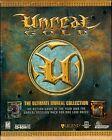 Unreal Gold Jewel Case (PC, 1999)
