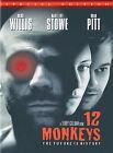 12 Monkeys (DVD, 2005, Special Edition)