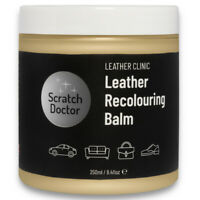 CREAM Leather Dye Colour Repair Restorer for Faded and Worn Leather Sofa etc.
