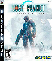PlayStation 3 : Lost Planet: Extreme Condition VideoGames