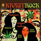 CD Krautrock The World Of (monde de) d'Artistes divers 2CDs Birthcontrol,