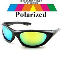 Polarized Polarised Lens Car Driving Fishing Sport Golf Sunglasses & Case POL717