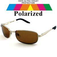 Polarized Polarised Lens Car Driving Fishing Sport Golf Sunglasses & Case POL705