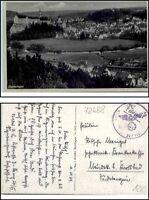 SIGMARINGEN 1939 Feldpost 2. Weltkrieg gelaufene Postkarte Verlag Schäfer 2169