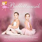 CD Musique de ballet Pour Petit Ballerines Volume 2 d'Artistes divers 2CDs