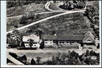 1961 Stempel MURNAU auf Luftbild-AK Genesungsheim Haus Ruhwinkel Philosophenweg