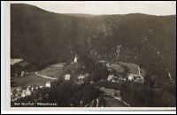 Bad Bertrich Rheinland-Pfalz Postkarte 1931 gelaufen Blick auf Römerkessel