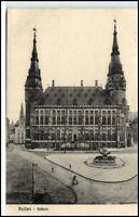 AACHEN ~1910/20 alte Postkarte Rathaus Verlag Grümmer alte Postkarte