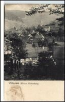 WILDEMANN Oberharz Harz AK um 1910/20 Teilansicht Blick vom Hüttenberg