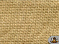 """Burlap Jute CAMEL Fabric / 58"""" / Sold by the yard"""
