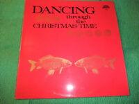 LP Vinyl Dancing through the Christmas Time Supraphon