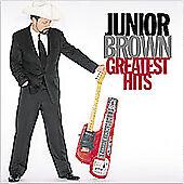 Greatest Hits by Junior Brown (CD, Jun-2005, Curb)