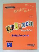 Viva la Cultura espanola - B1/ B2 - Nivel Intermedio - Solucionaro