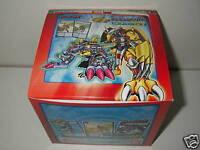 DIGIMON JAPANESE STARTER DECK BOX (12 DECKS) RED VER. 2