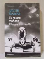 Marías, Javier - Tu rostro manana - 3 Veneno y sombra y