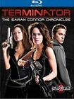 Terminator - The Sarah Connor Chronicles: The Complete Second Season (Blu-ray Disc, 2009, 5-Disc Set)