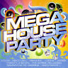 CD Mega House festa di Various Artists 2CDs