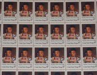 US full mint sheet of 20 #3082, 32c, JAMES DEAN