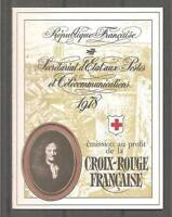 Carnet Croix-Rouge Française - 1978 - Carnet N°2027