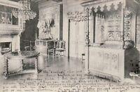 64 - cpa - PAU - Le Château - Chambre Henri IV   (C7456)