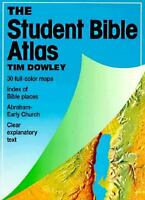 The Student Bible Atlas, Tim Dowley, Good Book