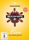 DVD CD Mezzoforte Live In Reykjavik Deluxe Bundle dvd e 2CDs Set