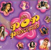 POP PRINCESSES - CD+DVD NEU - K. Clarkson PINK Tatu Kylie Minogue Holly Valance