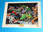 Spider-Man Marvel Comics Lithograph Signed by Artist Jae Lee Limited Edition