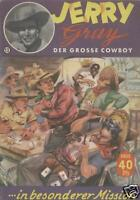 Cowboy Jerry / Jerry Gray Nr. 13 ***Zustand 2-/2-3***