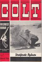 Colt Wildwest Roman Nr. 186 ***Zustand 1-2***