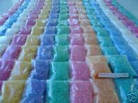 50 Bags Bath Salts Wholesale Bridal Baby Shower Favors