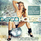 CD Disco House 2011 d'Artistes divers 2CDs