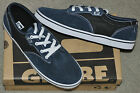 Globe Motley Suede / Canvas Skate Shoes / Sneakers Sz 12 New with Original Box