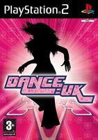 Dance: UK (PS2), Very Good PlayStation2, Playstation 2 Video Games