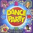Dance Party, Various Artists, Very Good CD+DVD
